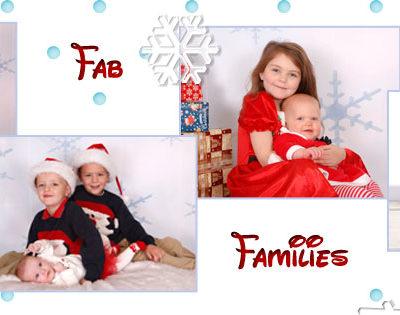 Christmas Cute Kidz Winners