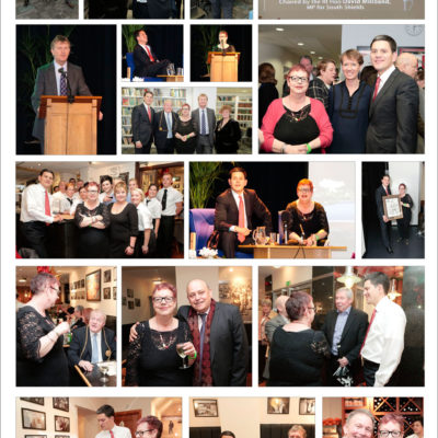 South Shields Lecture 2012
