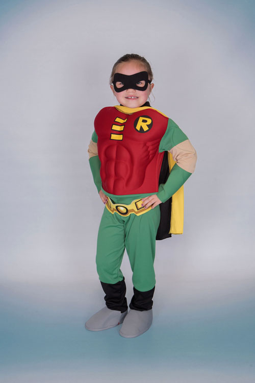 Super Hero Photo Shoot North East Robin