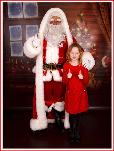 Meet Santa Christmas Experience, Village Photography, Hebburn