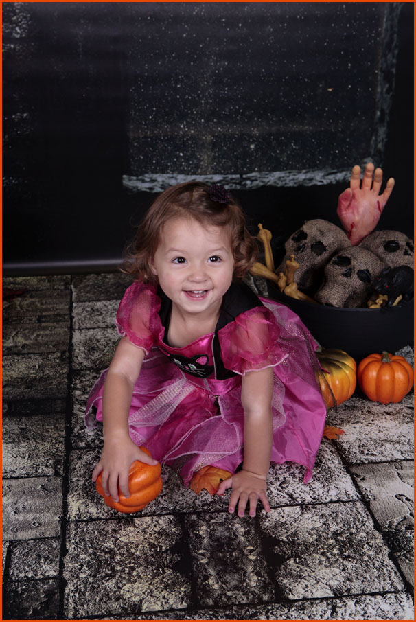 Halloween Themed Photoshoot, Village Photography Hebburn, Tyne & Wear