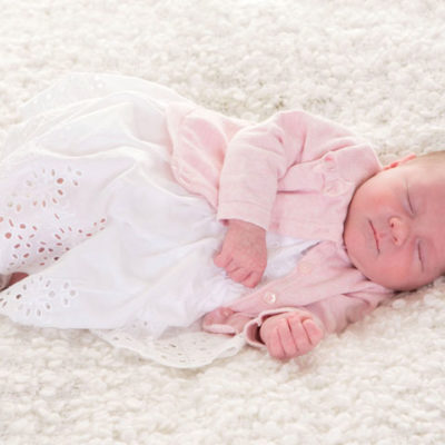 Older Newborn Baby Photography