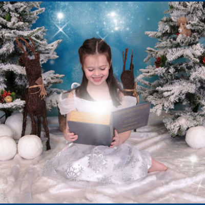 Frozen Fairies & Elf's Photoshoot Competition