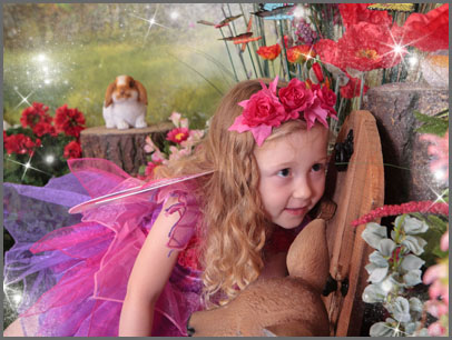 Fairy & Elves Woodland Adventure - Village Photography
