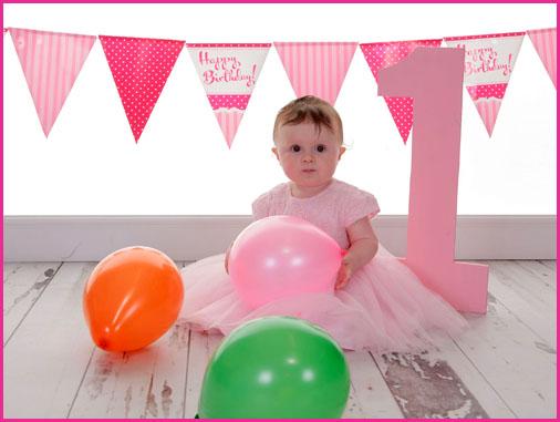1st Birthday & Cake Smash Photography Newcastle